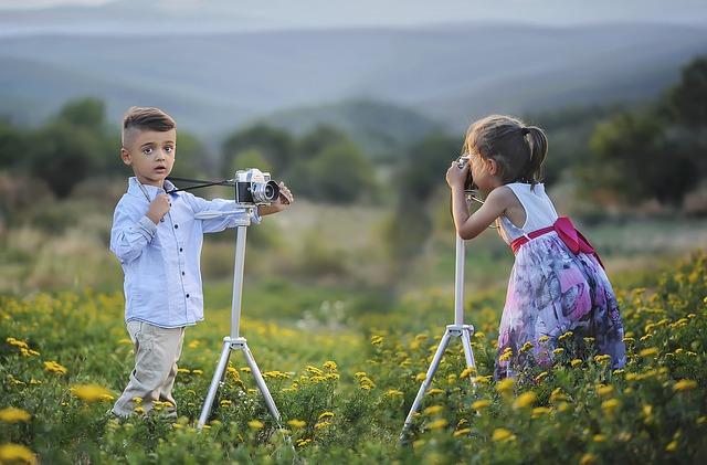 malý fotografové