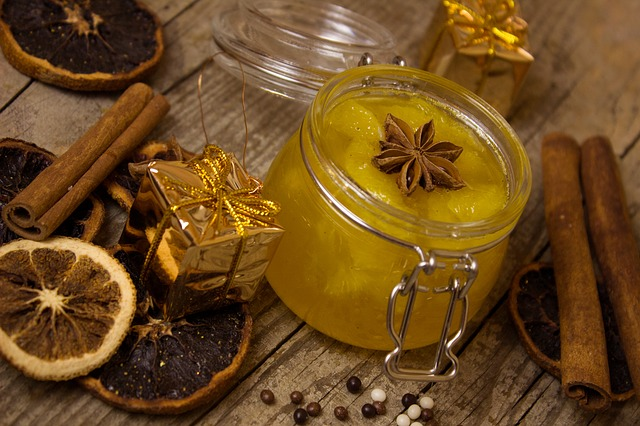 Domácí marmelády provoněné skořicí